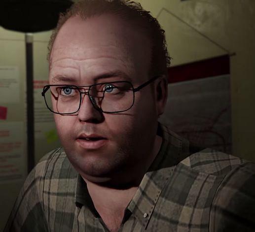 Lester Crest in GTA Online