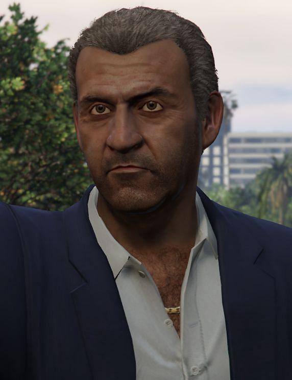 Martin Madrazo in GTA Online