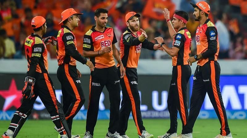 Sunrisers Hyderabad won the IPL title in 2016