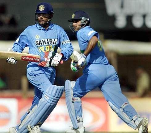 सहवाग के धुआंधार शतक की बदौलत डकवर्थ-लुईस से भारत ने वेस्टइंडीज को हराया