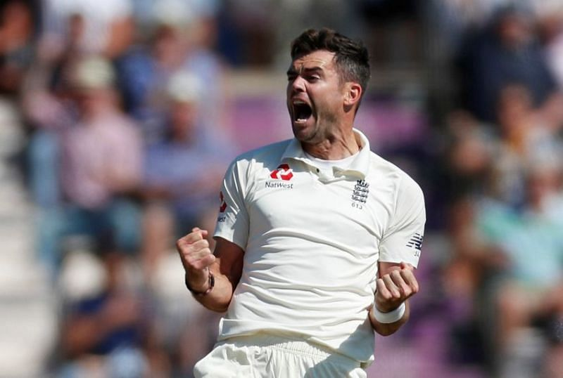 James Anderson is one of the finest swing bowlers in England cricket history