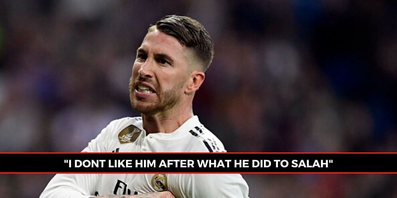 Real Madrid captain Sergio Ramos is one of the best defenders in the world