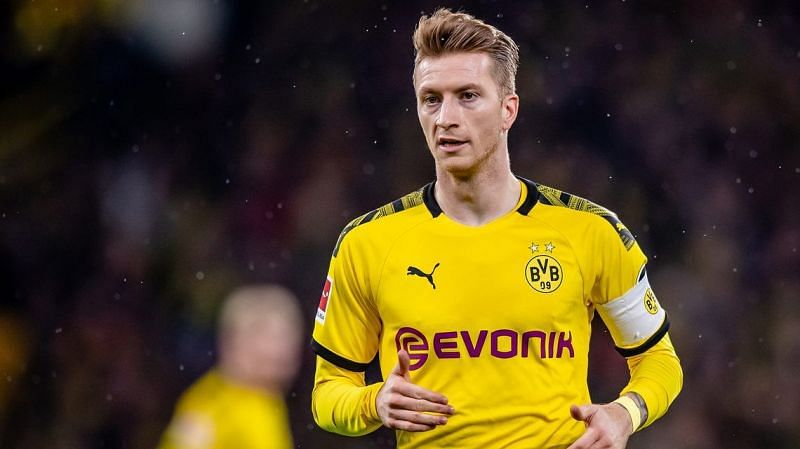 Dortmund are better with Reus in the side, so that