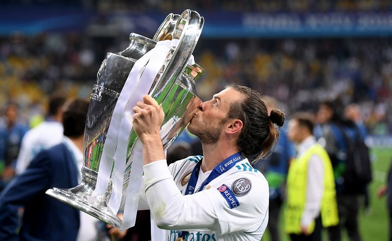 Bale has had an immensely successful stay at the Berbabéu