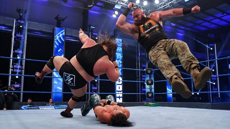 SmackDown had a big start and an even bigger end!