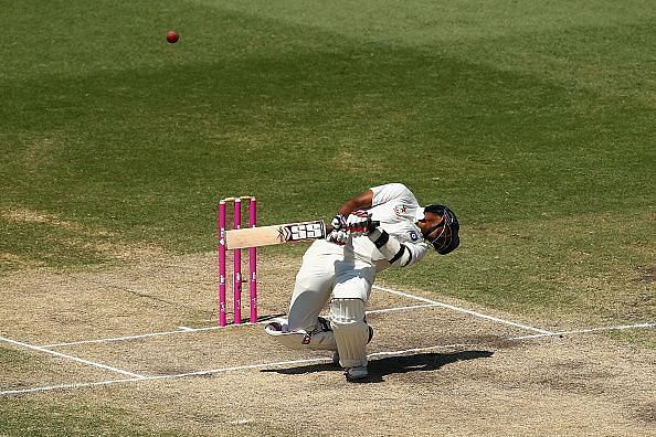 MS Dhoni helped Saha improve his technique in tough conditions