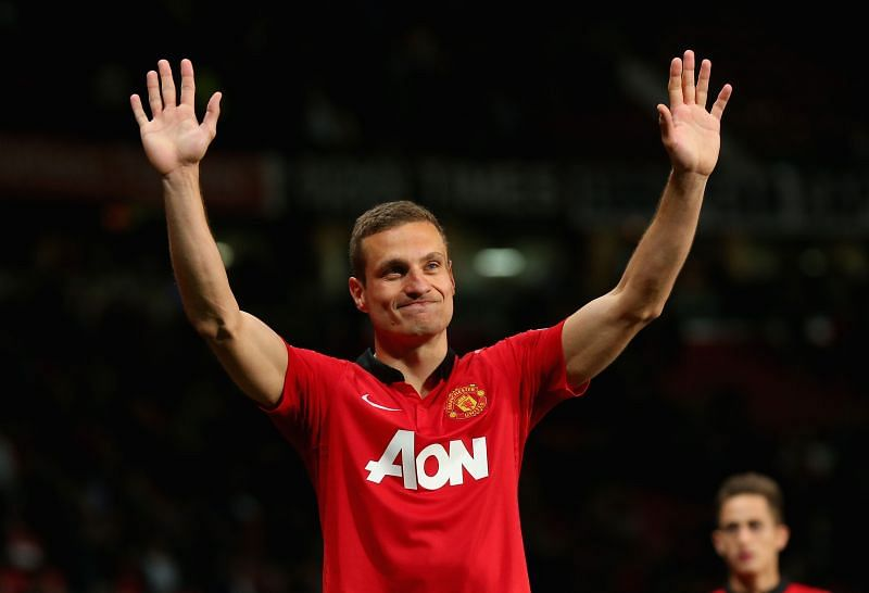 Vidic was a fan favourite in Manchester and has spoken to his compatriot since Matic