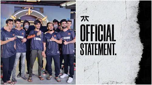 Fnatic टीम