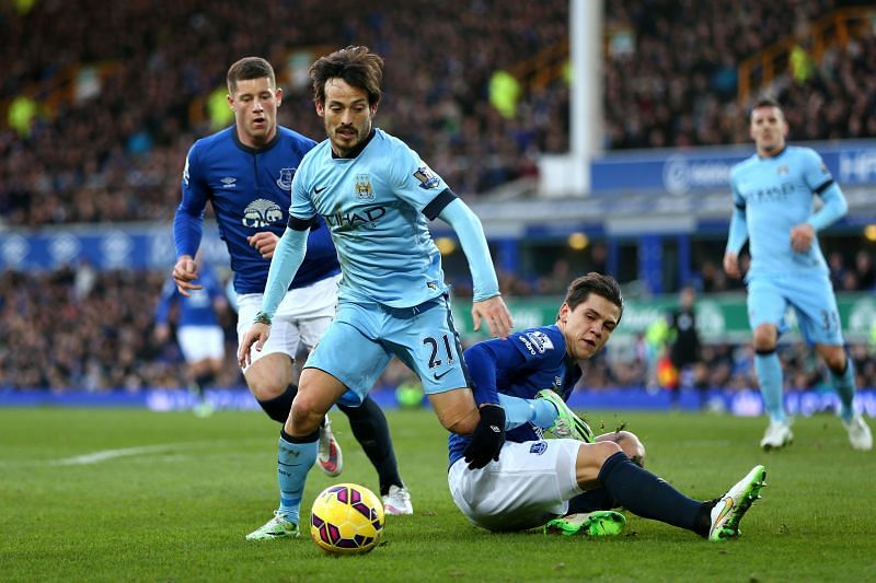 David Silva was initially tipped to be a flop in the Premier League