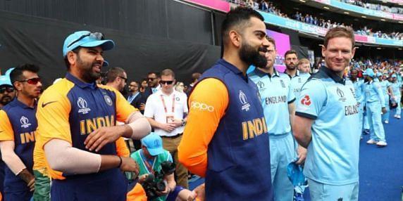 भारत-इंग्लैंड