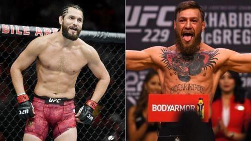 McGregor and Masvidal