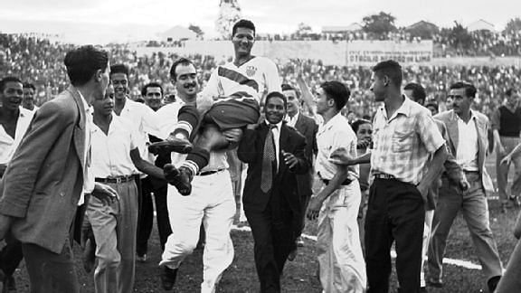 The USA shockingly defeated England in the 1950 World Cup - but how was the game reported by newspapers?