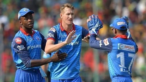 Chris Morris has been the stand-out all-rounder for the Delhi Capitals.