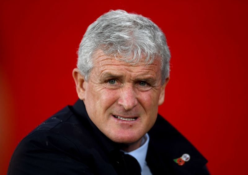 After a successful playing career, Mark Hughes has managed six different clubs in 15 years