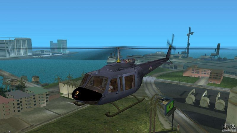 GTA Vice City PC Cheat Codes for Helicopter - Download GTA Vice City PC Cheat Codes for Helicopter for FREE - Free Cheats for Games
