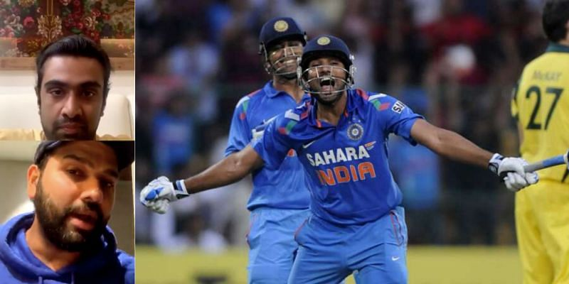 Rohit Sharma recalled MS Dhoni