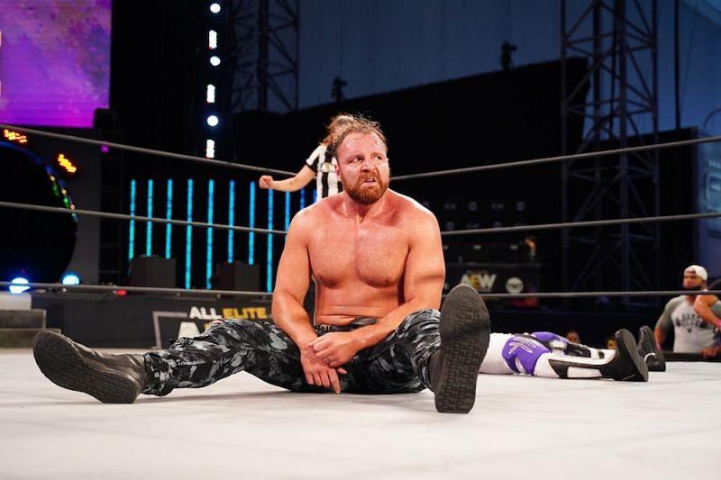 AEW World Champion Jon Moxley / Photo courtesy of All Elite Wrestling
