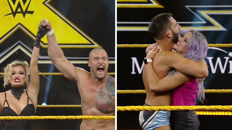 Well, love was truly in the air on NXT