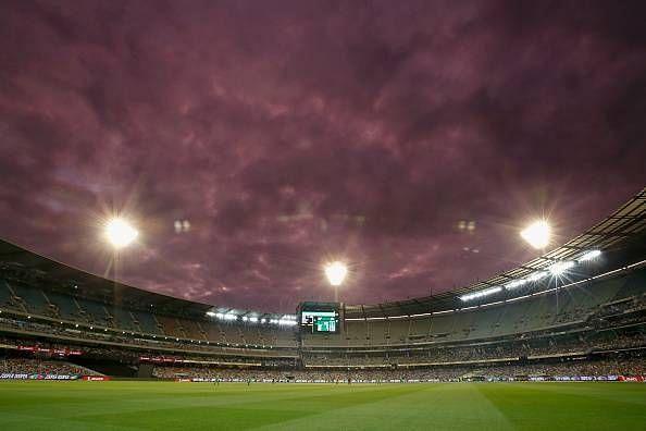 आईसीसी टी20 वर्ल्ड कप के फाइनल की मेजबानी मेलबर्न को मिली थी