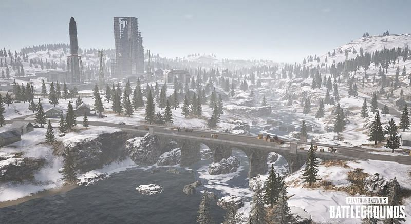 Pubg Mobile Top 5 Loot Spots In The Vikendi Map