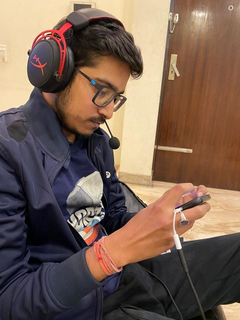 Vagish Sharma, aka Krantiveer, is a former competitive esports player.