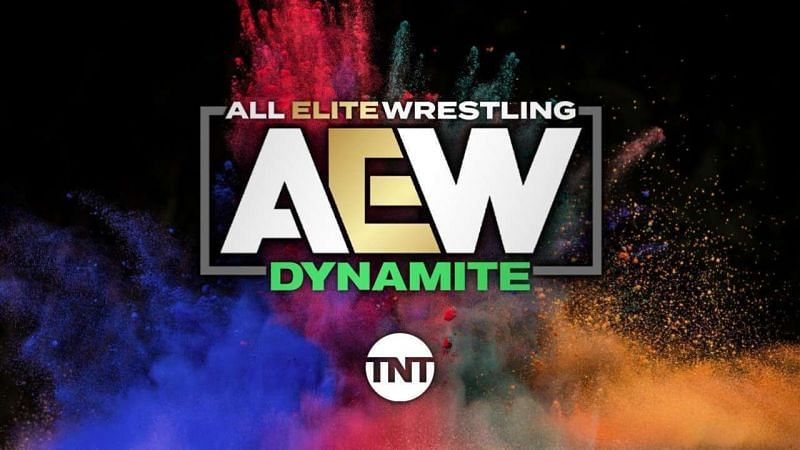 AEW Dynamite broadcasts on TNT in the United States.
