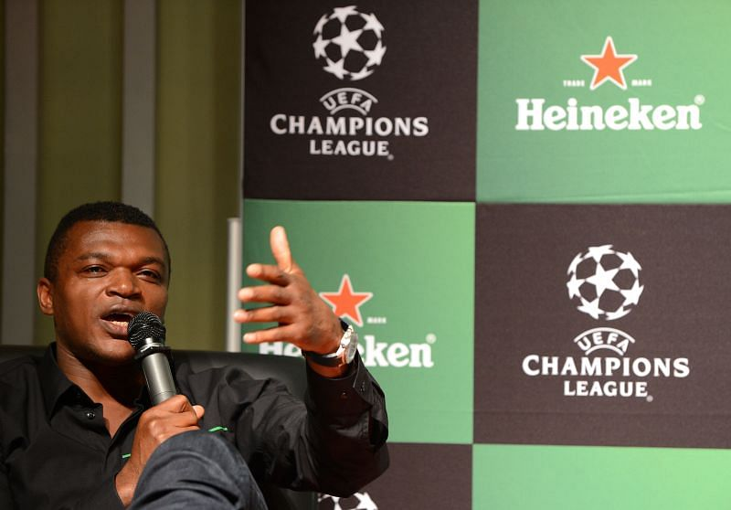 Desailly won the Euro 2000 with France during his time at Chelsea