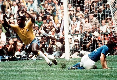 Despite the enduring myth, the offside rule was actually more strict when Pele was playing