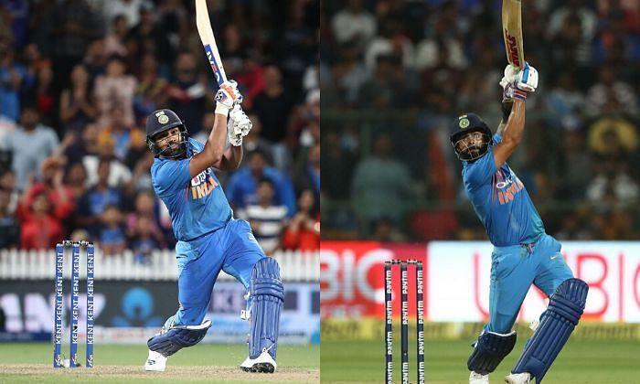भारत की तरफ से टी20 में सबसे ज्यादा छक्के लगाने वाले बल्लेबाज