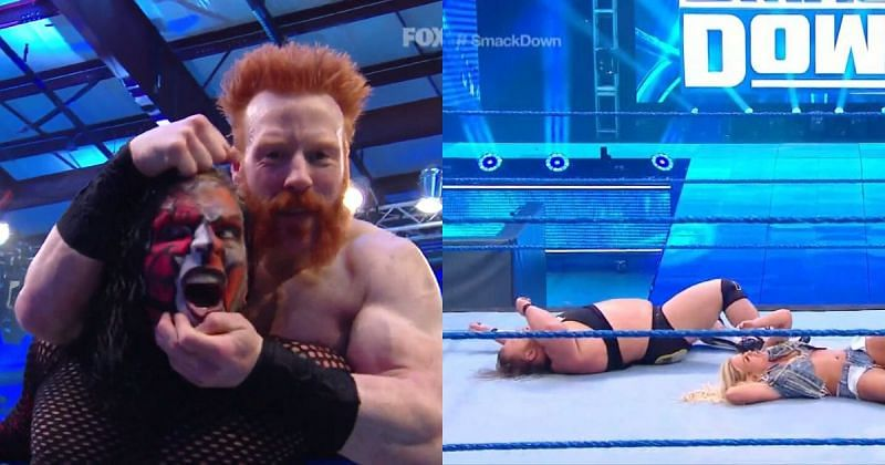 It was a wild night on SmackDown!