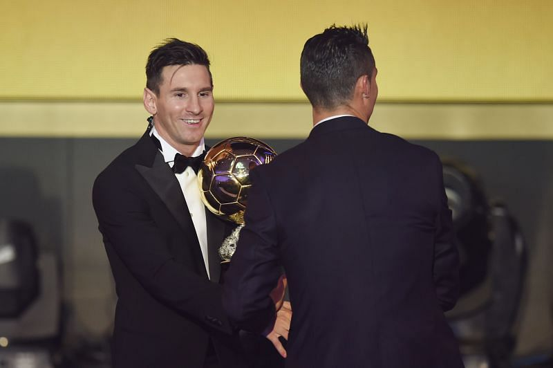 Lionel Messi and Cristiano Ronaldo always seem to share the spotlight