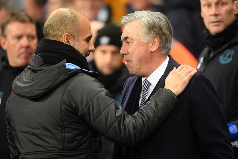 Pep Guardiola and Carlo Ancelotti are a few foreign managers to have won the Bundesliga.