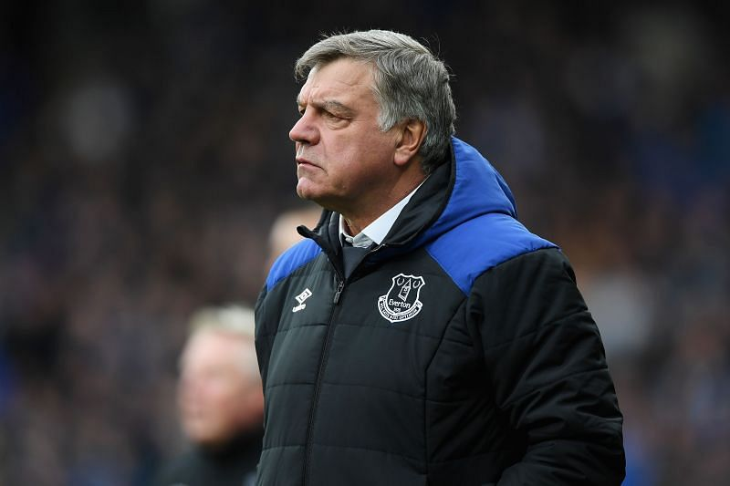 Sam Allardyce is often regarded as the man to turn to when the club is in trouble