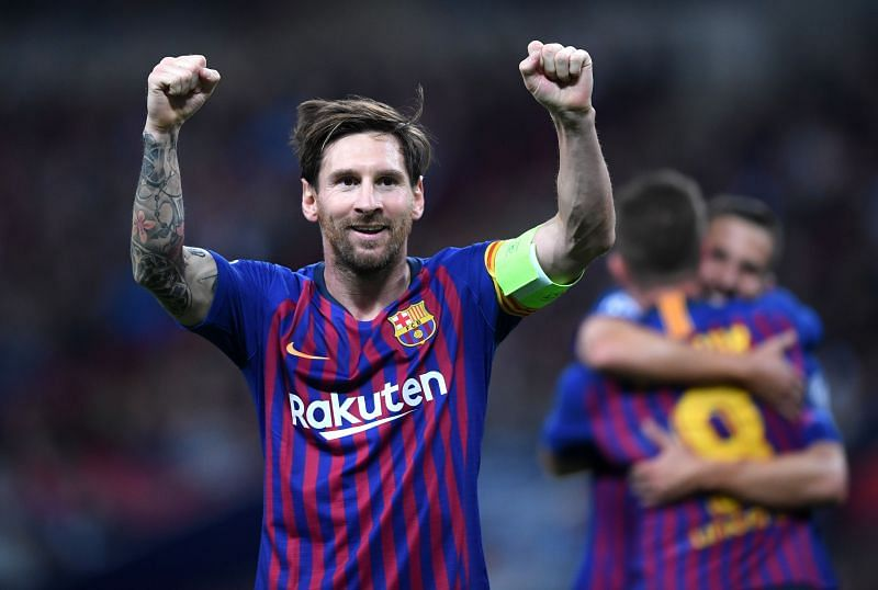 Was Lionel Messi ever given performance-enhancing drugs by Barcelona?