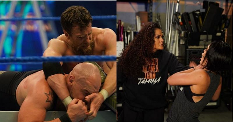 WWE SmackDown Results May 1st, 2020: Winners, Grades, Video Highlights for latest Friday Night SmackDown