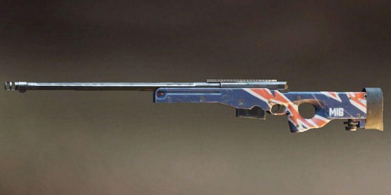 PUBG Mobile AWM gun, picture credits: Zillion Gamer