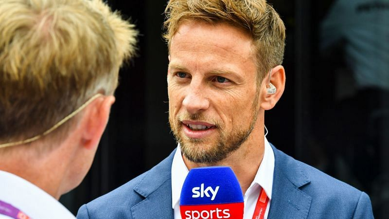 Button did it all in his career that spanned over a decade