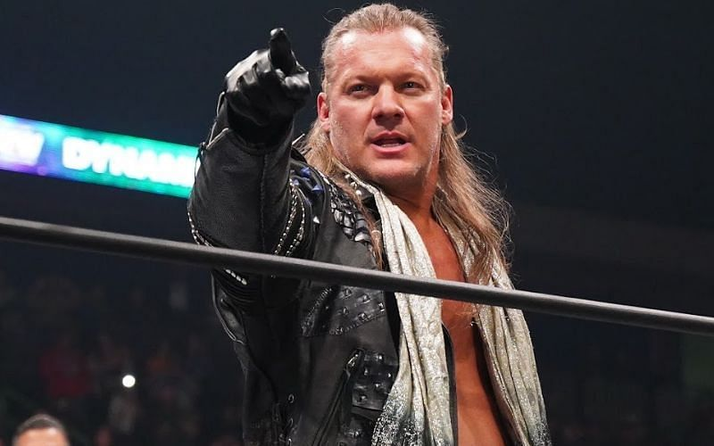 Jericho thinks that he is the best in the world right now