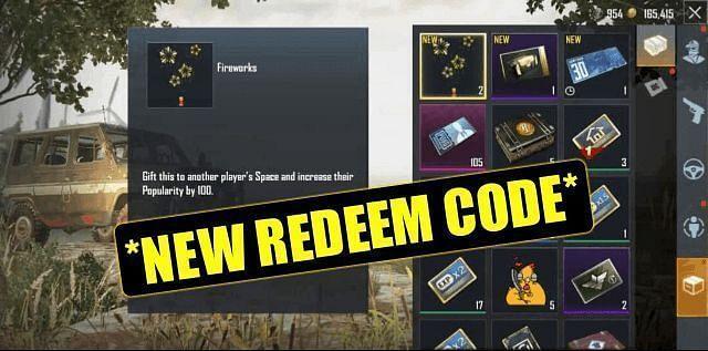 New Redeem Codes