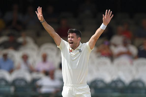 James Anderson gave Virat Kohli a torrid time in India