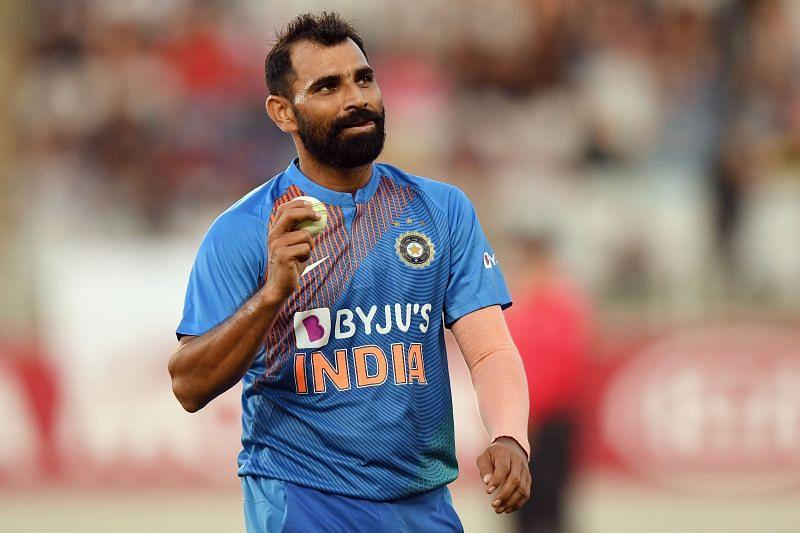 मोहम्मद शमी ने दिखाई अपनी बल्लेबाजी की स्किल्स