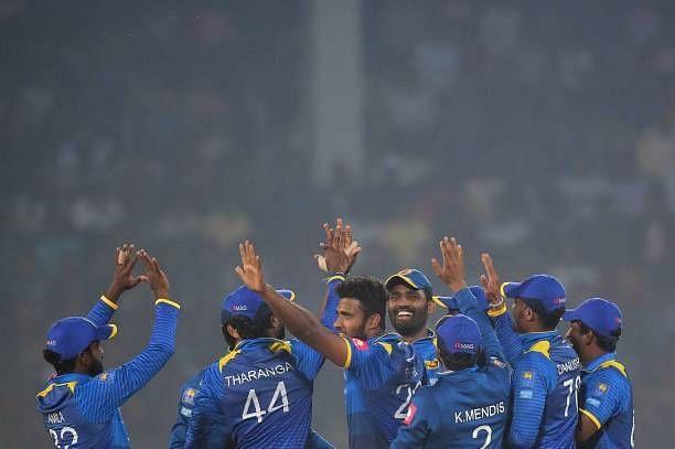 श्रीलंका क्रिकेट