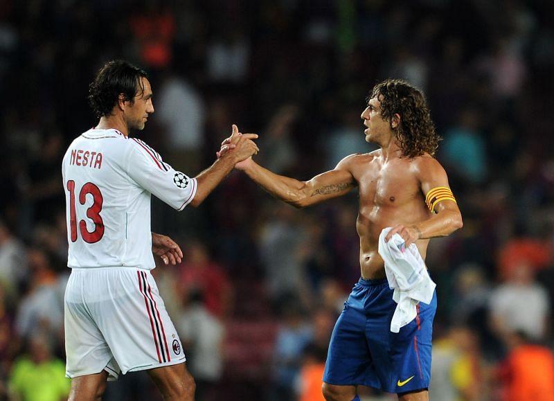 FC Barcelona v AC Milan - UEFA Champions League