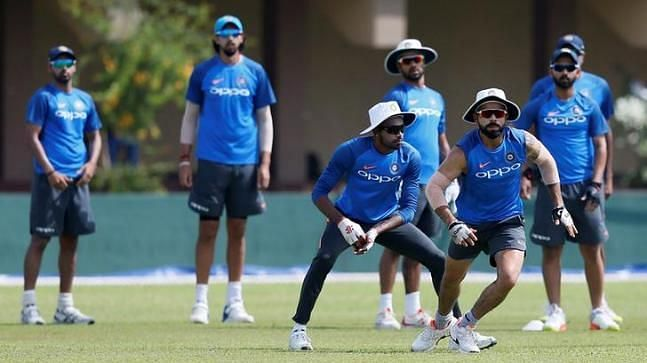 How the Indian cricket team is planning to practice during COVID-19 lockdown