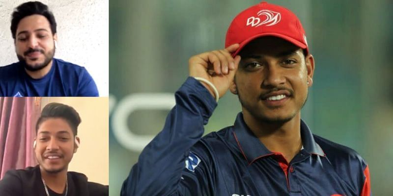 Sandeep Lamichhane picked a batsman who is yet to play in the IPL