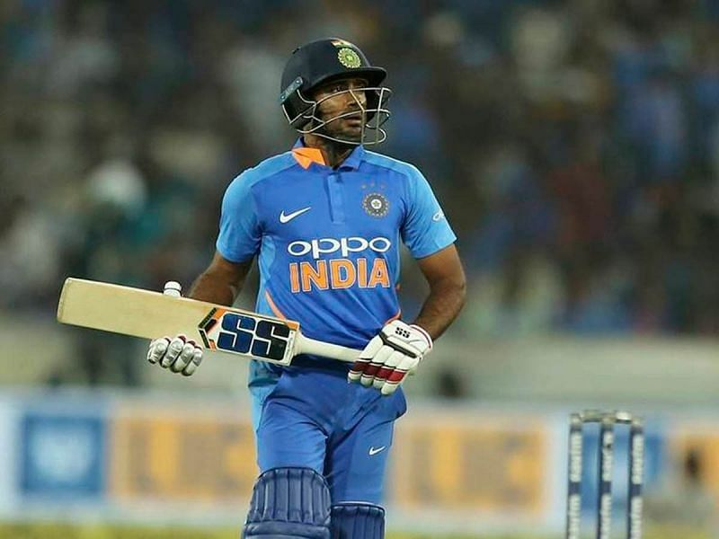 Ambati Rayudu was not picked for the 2019 World Cup