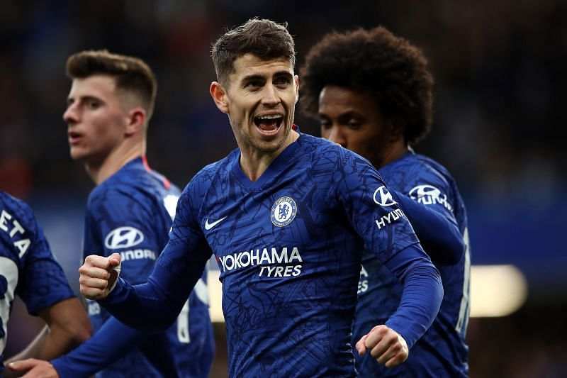 The Italian has grown into an essential figure for Chelsea