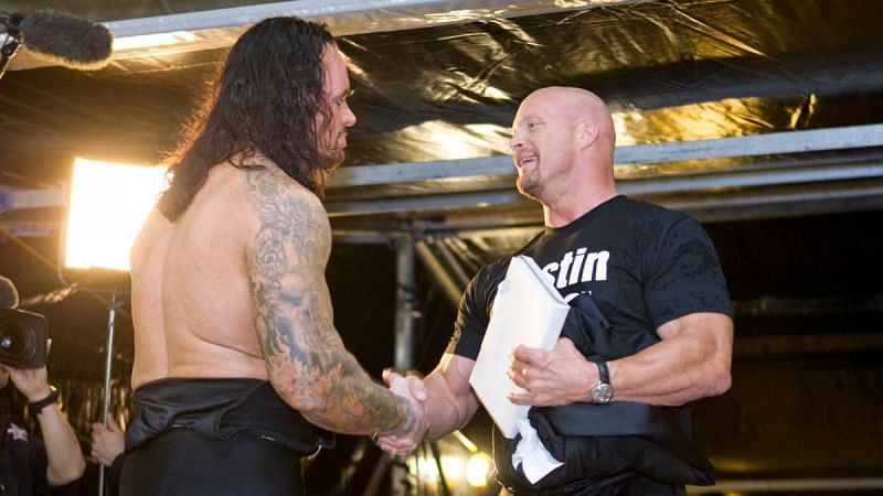 Steve Austin, in the latest episode of Undertaker: The Last Ride, had words of appreciation for The Phenom.