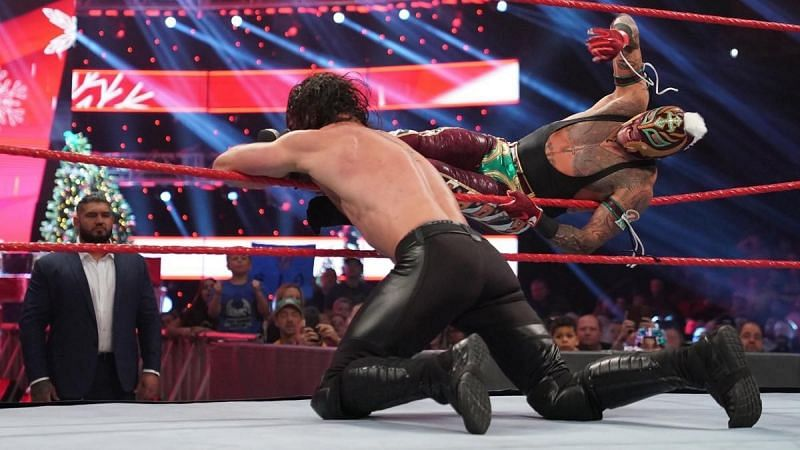 Is Rey Mysterio done?