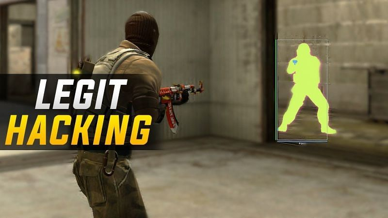 There are two forms of hacking in CS GO - Legit and Rage (Image courtesy - Bhop/YT)